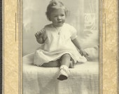 American portraits. Baby portrait, by East Seventy-Ninth Studios. ca 1940s - 1950s.