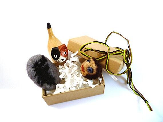Robb Stark and Sigil Shield Catnip Cat Toy Gift Box