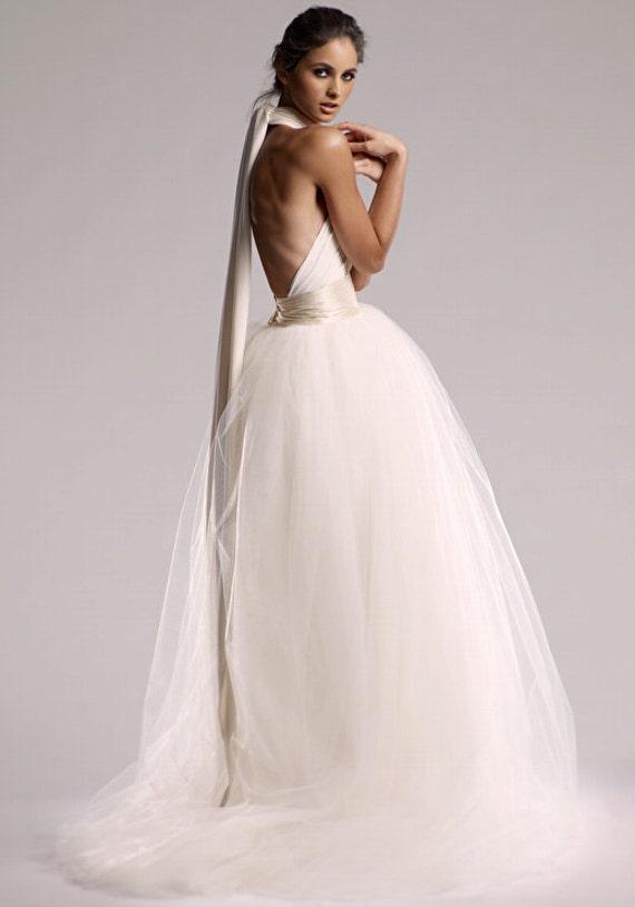 Origin Of White Wedding Dress Pattern Patter Infinite Possibility The Multi Wrap