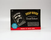 1944 WWII Military Issue Paperback Novel Deep River
