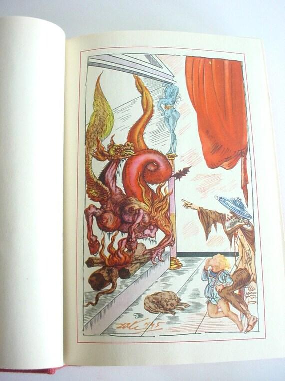 Book - The Autobiography of Benvenuto Cellini - Vintage 1948 RARE - By Benvenuto Cellini, Salvadore Dali, John Addington Symonds