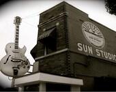 Sun Records Recording Studio in Memphis, TN