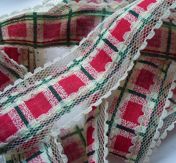https://www.etsy.com/listing/97713640/destash-lace-red-green-white-plaid
