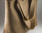 Leather Handbag / Tote, G...