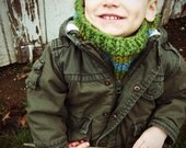 Hand Knit Infant/Toddler Cowl - Made to Order