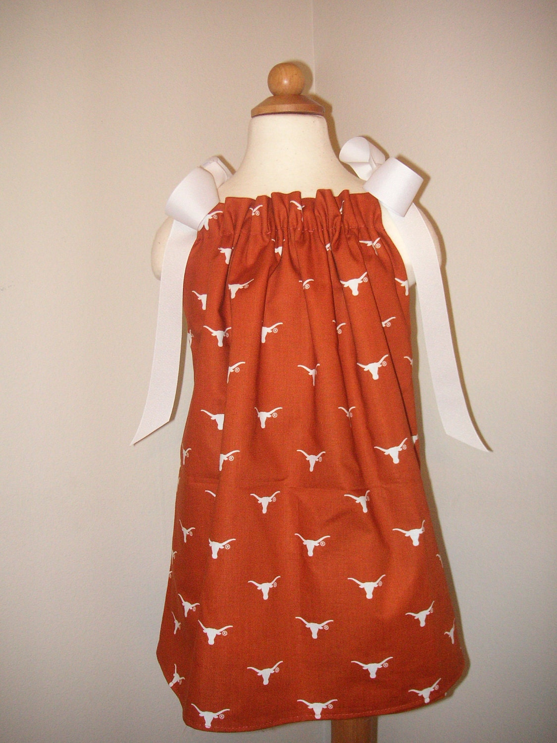 University of Texas Baby Girl Clothes UT by StitchSewSweet