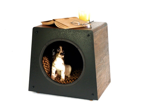 Subwoofer Pet House / Side Table
