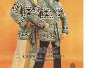 Cowichan Sweater Pattern White Buffalo Wool Belt Wrap Sweater Knitting PATTERN Instant Download  On Etsy