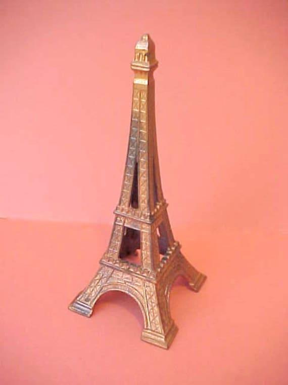 Good Looking Vintage French Eiffel Tower Souvenir