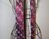 Mens Necktie %100 Silk /  By Claiborne