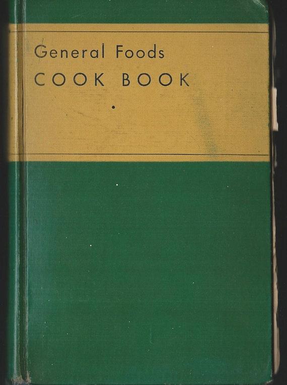 General Foods Cookbook