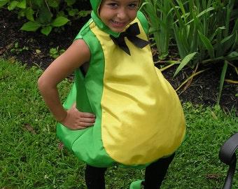 Frog Costume Children's sizes 4, 6, 8
