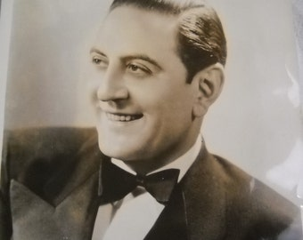 Original Photograph of Guy Lombardo
