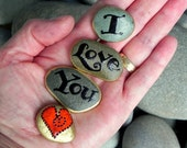 I Love You / Stone Magnets / Sandi Pike Foundas / Cape Cod