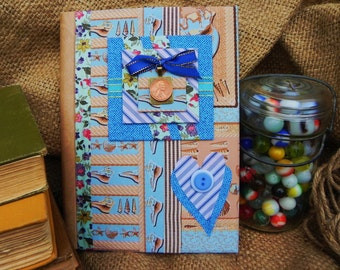 Sand & Sea Journal (A Penny for Your Thoughts) Journal / Sandi Pike Foundas / Cape Cod