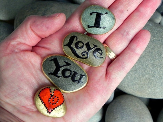 I Love You / Stone Magnets / Sandi Pike Foundas / Cape Cod