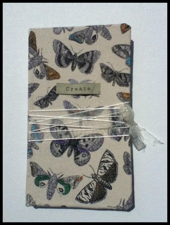 Butterflie Journal- Handmade