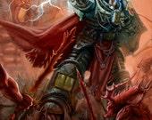 Grand Master Kaldor Draigo