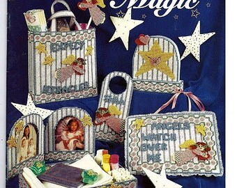 Nursery Magic Plastic Canvas Pattern Book The Needlecraft Shop 973012