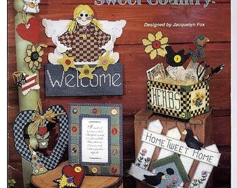 Country Sweet Country Plastic Canvas Pattern The Needlecraft Shop 963371