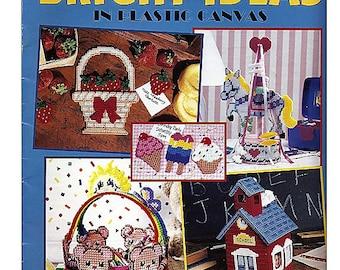 Bright Ideas In Plastic Canvas Pattern Leisure Arts 1753