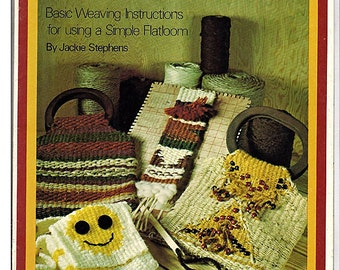 The Ins and Outs Of Purse Weaving: Weaveasy Series Book 7215