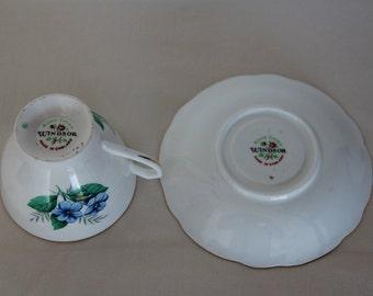 Tea cup and Saucer Windsor Bone China