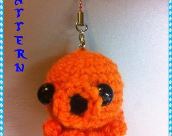Amigurumi Crochet Difference : PATTERN Instant Download Smurf Crochet Doll Amigurumi