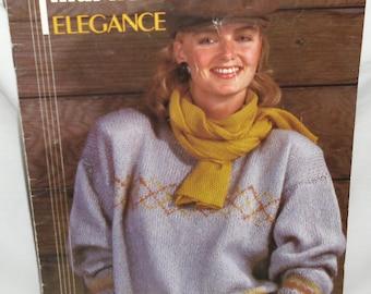 Knitting Book - Marnel Elegance Knitting Book M121