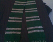 Made to Order: Prisoner of Azkaban Hogwarts House Scarf (All 5 HP House colors available.)