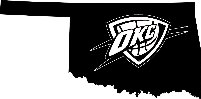 Oklahoma City Thunder Logo Zoom