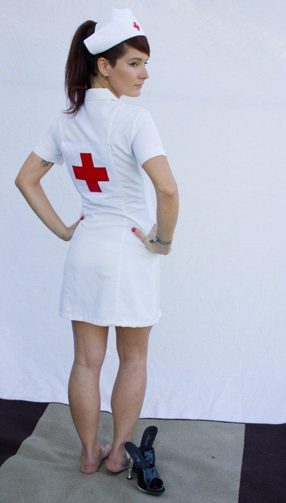 Vintage Nurse Hat 29
