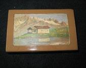 Home Sweet Home Old Folks At Home Reuge Music Box Vintage
