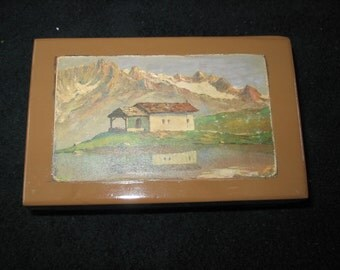Home Sweet Home Old Folks At Home Reuge Music Box Vintage