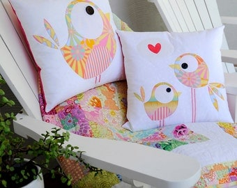 Pillow Applique Ideas: Cushions curated by Fresh Design Blog on Etsy,