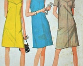 """DISCOUNTED** 1960's McCall's Misses' Dress Pattern - Bust 32 1/2"""" - No. 9071"""