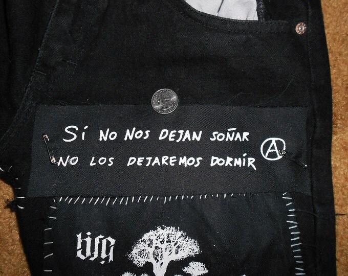 Si No Nos Dejan... - Punk Patch