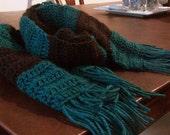 Custom Made Scarf Crochet Neckwarmer - Your Dream Scarf Comes To Life