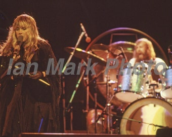 Fleetwood Mac 8X12 Photo                                                            Image registered at the United States Copyright Office