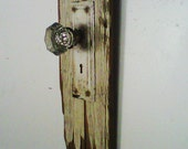 Vintage Antique Door Knob Rack - Made to order - Christmas - Holidays - Gift