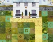 John Keats - Print - Hampstead Heath - English Romantics - Poetry - Writers' Houses - Keats House - English Literature - Gift for Booklovers