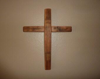 Small Barrel Cross