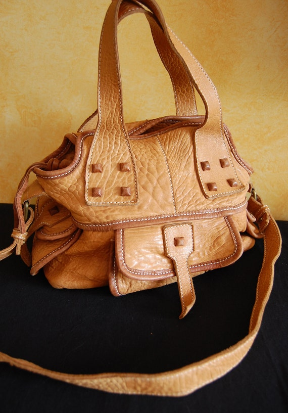 High Fashion BohoVintage Super Soft N Thick Leather Handbag FREE SHIPPING RESERVED