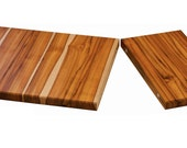 Connectable Teak Cutting Boards - Set of Three