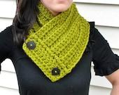 Instant Download Pattern: Crochet Neck Warmer