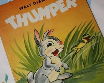 Thumper 1942 - Disney - Grosset & Dunlop
