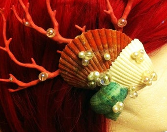 Aquatic Barrette