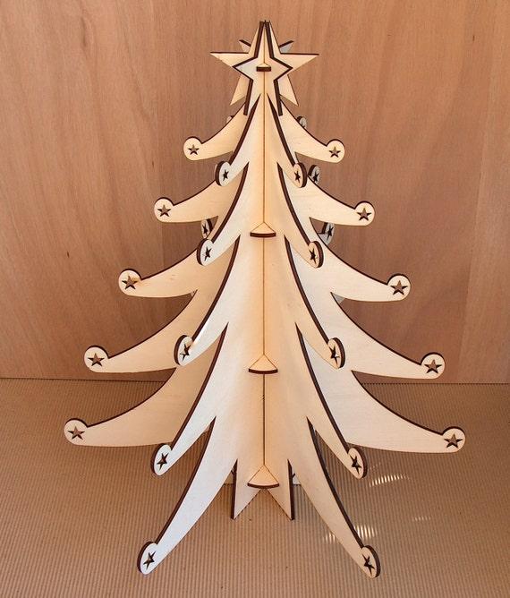 Items similar to plywood christmas tree on etsy for Plywood christmas tree