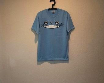 Totoro Japanese Anime T-Shirt L