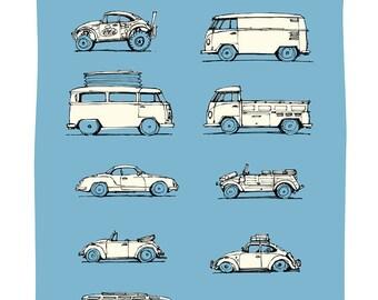 VW print
